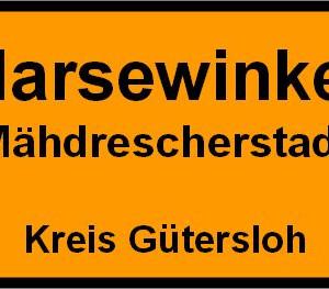 Harsewinkel - Mähdrescherstadt