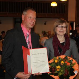 Bernhardine Schulmann, Trägerin des Theodor-Suer-Preis 2012