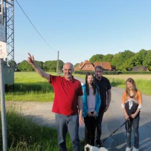 SPD Harsewinkel kümmert sich um Verkehrssicherheit