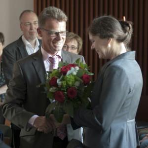 Sabine und die SPD-Fraktion: Eine starke Gemeinschaft