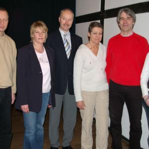 Eckhard Wiesbrock, Christiane Michael, Gerhard Meyer, Annette Jürgensmeier, Hans  Feuß, Sonja Haßmann