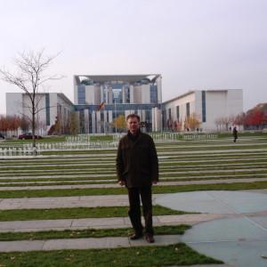 Friedhelm- ganz allein in Berlin
