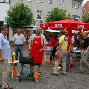 Grillmeister Gerd Schnell (WB 15)