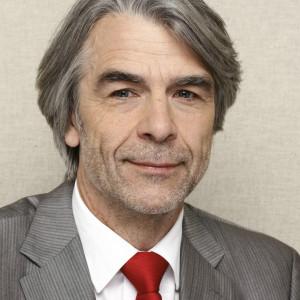 Landtagskandidat Hans Feuß